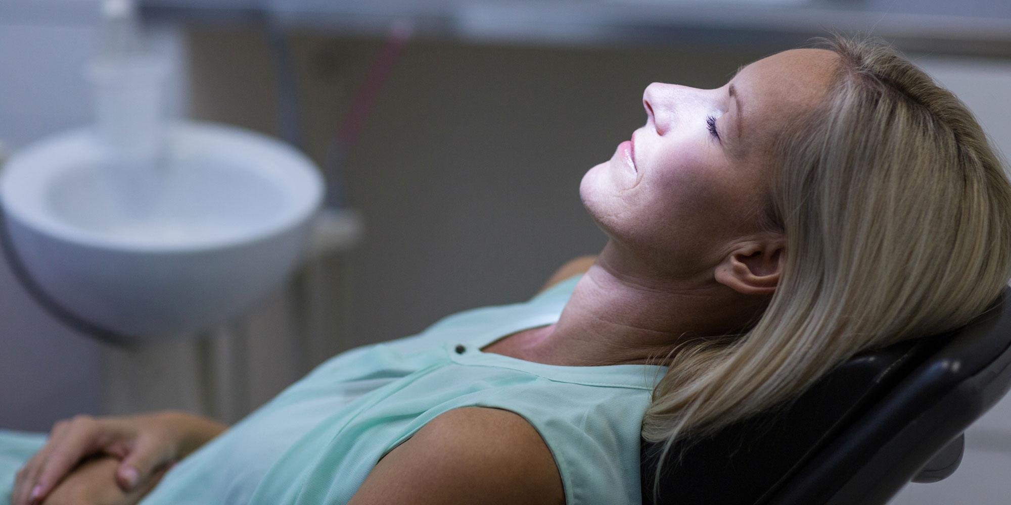 dental patient under sedation Brownstown, MI